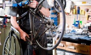 Service på din cykel hjemme hos dig