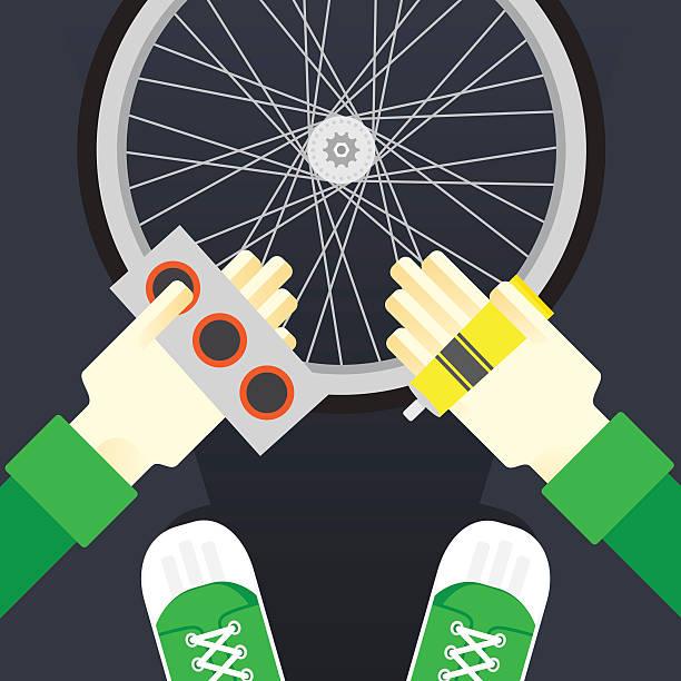 Vi udskifter din cykelslange