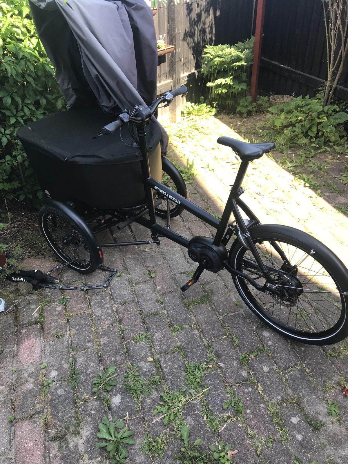 Butchers & Bicycles punkteret eller flad?
