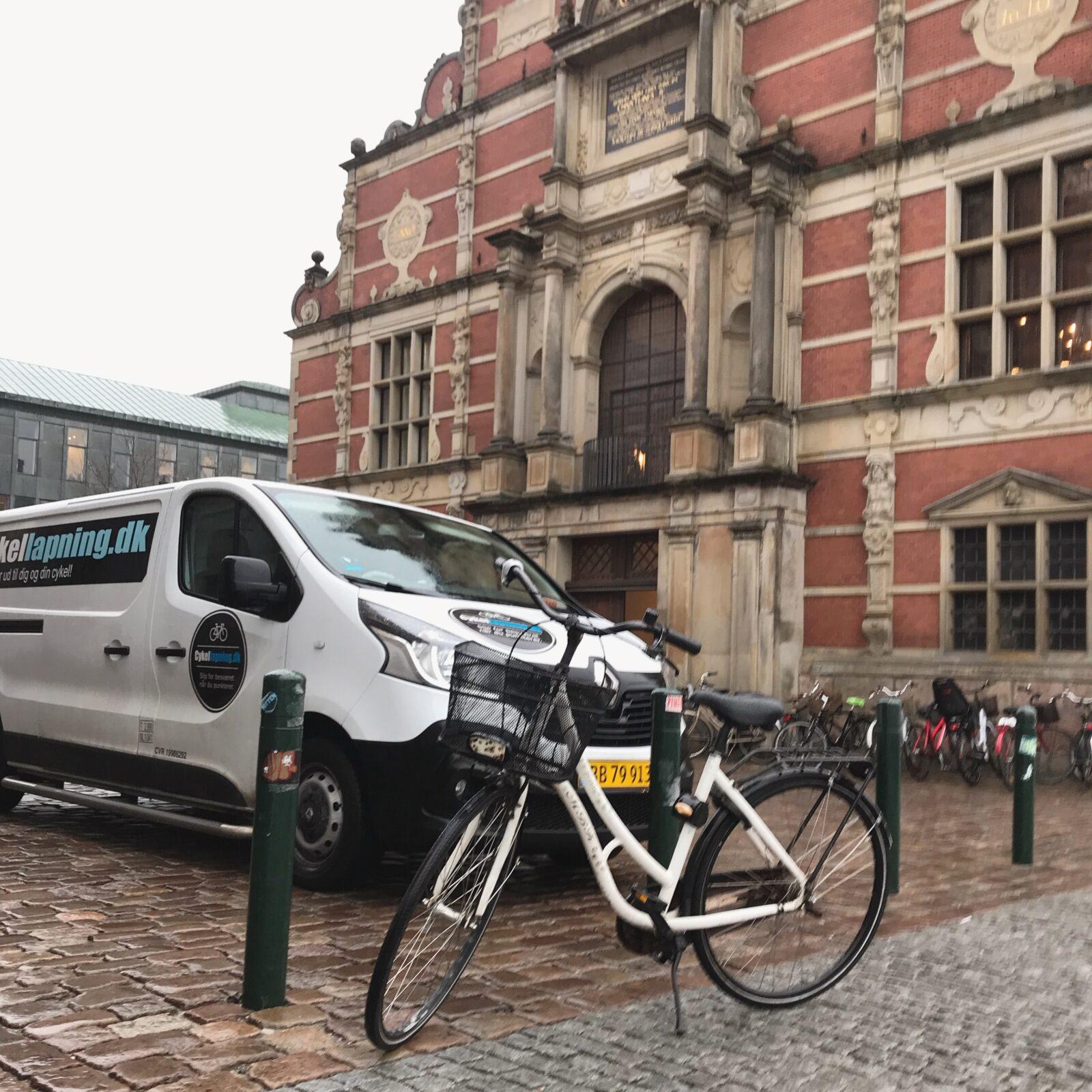 Mobil cykelservice eftersyn og klargøring hele året